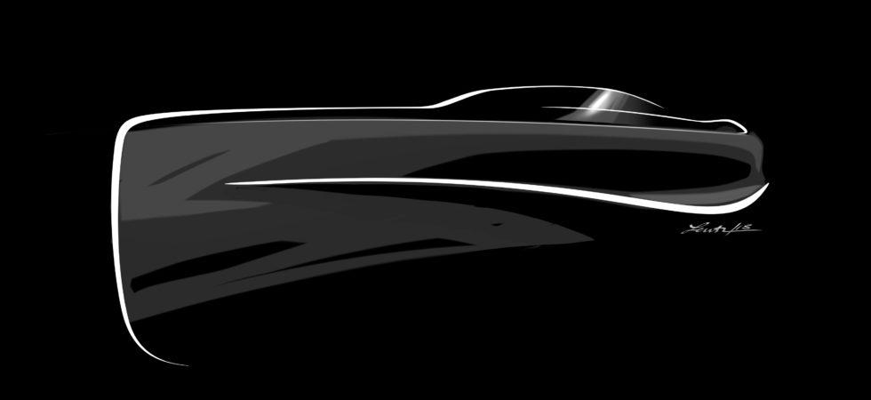 Tre nya Silver Arrows designade av Mercedes