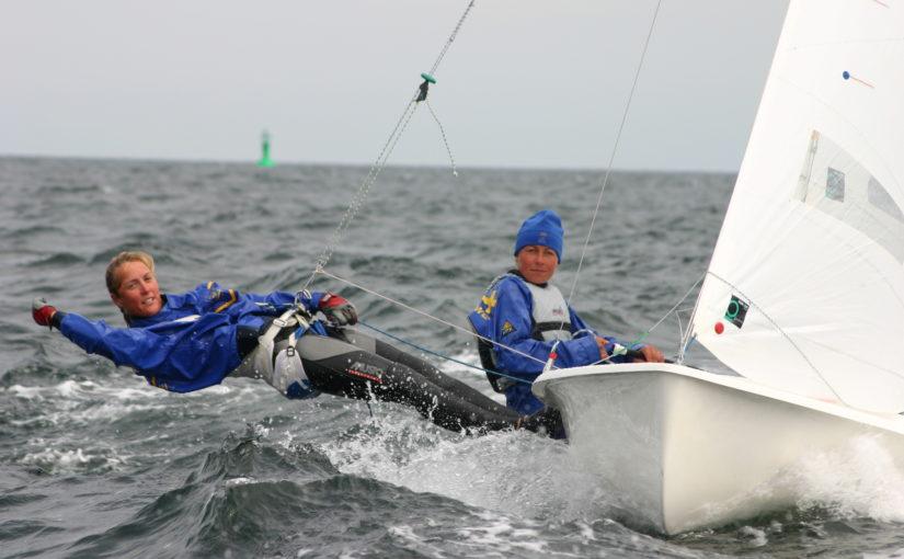 Therese Torgersson och Vendela Santén invalda i seglingens Hall of Fame