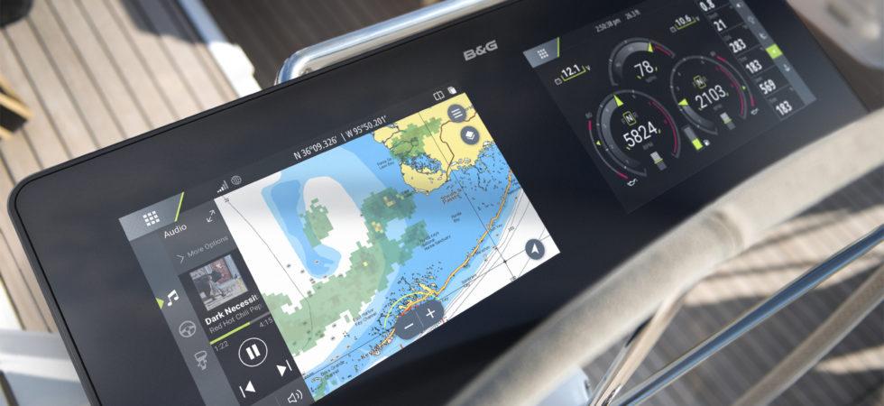 Bättre båtintegration i ny skärmserie