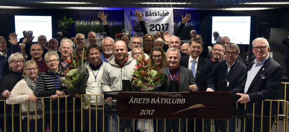 Dags att anmäla båtklubben till tävlingen om Årets Båtklubb