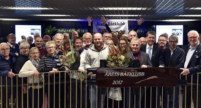 Anmäl båtklubben till tävlingen om Årets Båtklubb
