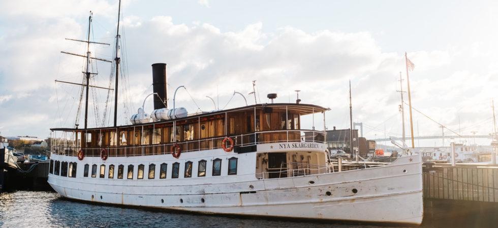 Kulturbåtarna säljs på auktion