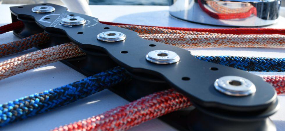 Rutgerson utökar sitt blocksortiment för stora båtar