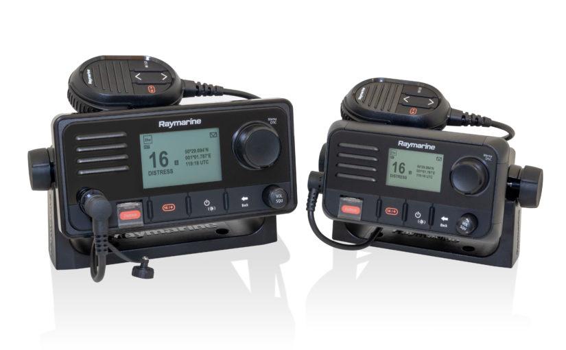 Nästa generation VHF-radio från Raymarine