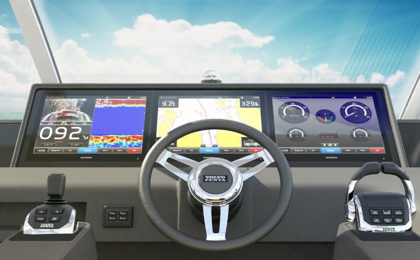 Fortsatt stark utveckling för Volvo Penta