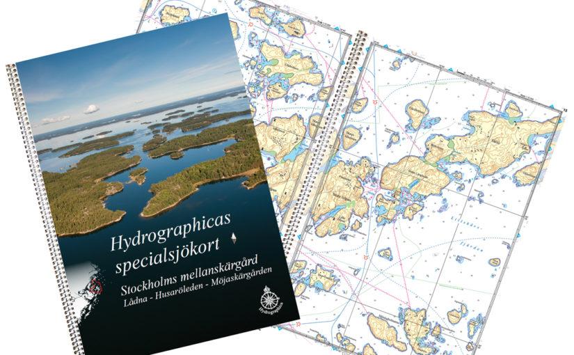 Nya sjökort från Hydrographica