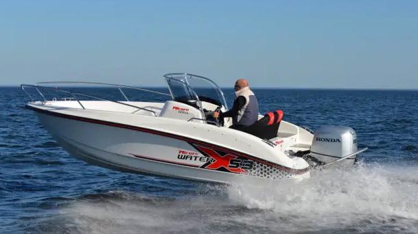 Premiär för ny båt från Micore på Båtmässan Göteborg