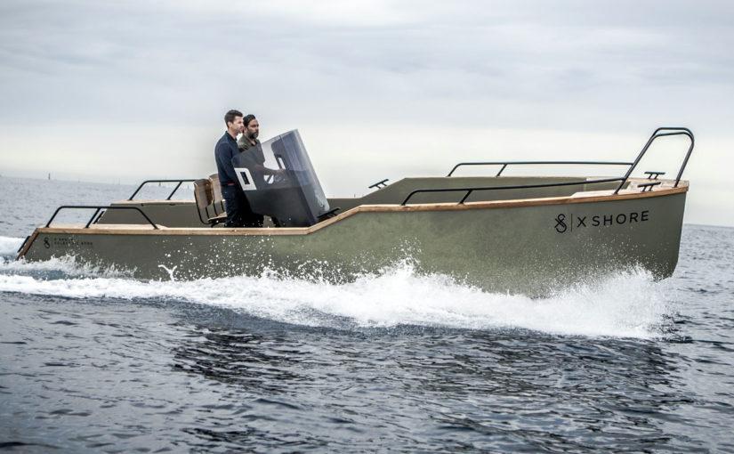 X Shore ställer ut de senaste elbåtarna på Allt för sjön
