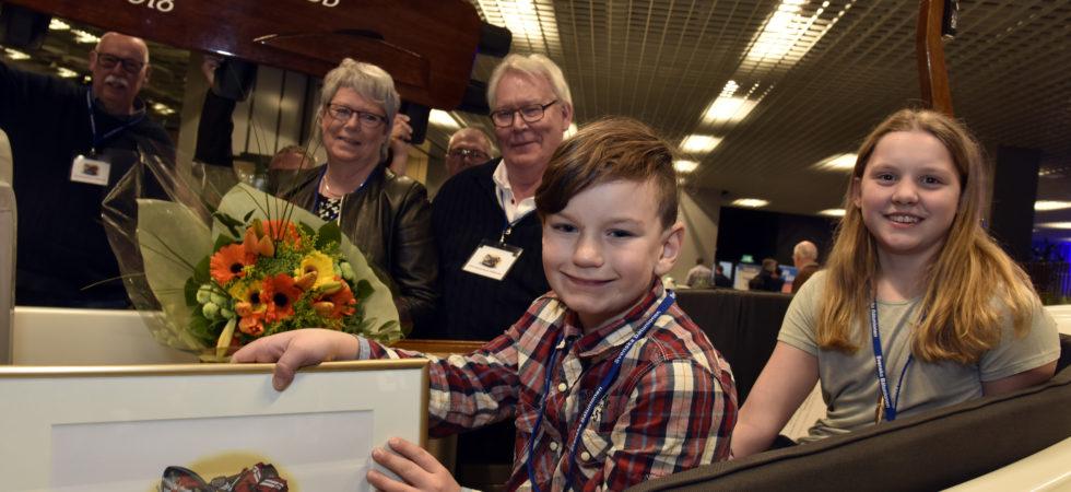 Årets Båtklubb belönad på Båtmässan i Göteborg