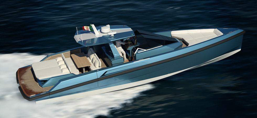 Wally skapar ny superbåt på 48 fot