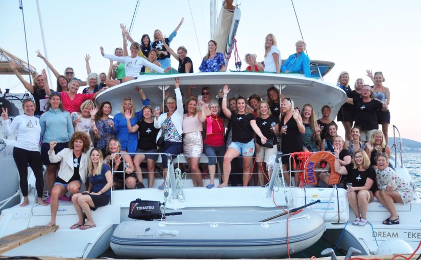 Nätverket She Captain utmanar jämställdheten på sjön