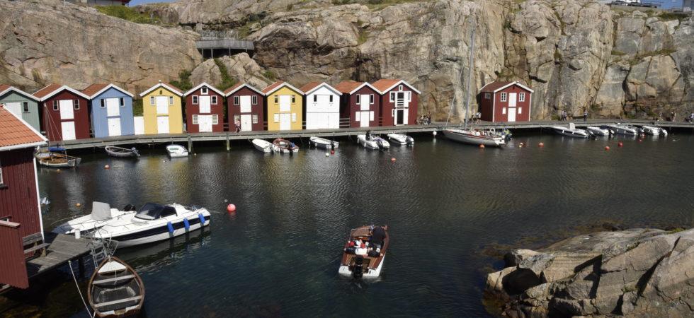 Båtlivs film om Bohuslän