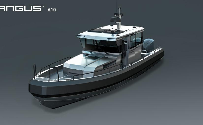 Angus Marine – båtar helt utan kompromisser