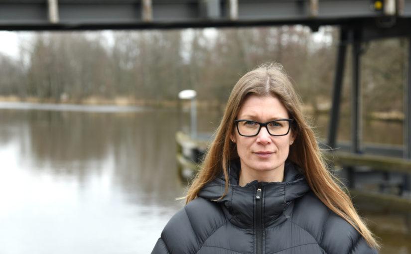 Mest mikroplaster i tillflöden i de stora svenska sjöarna