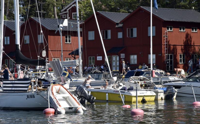 Toppjobb ledigt för båtglad informatör