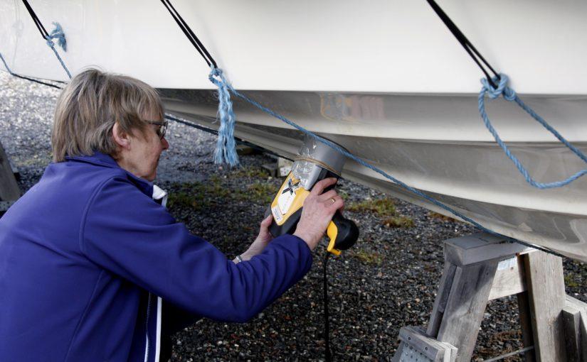 Renare under Stockholms båtar