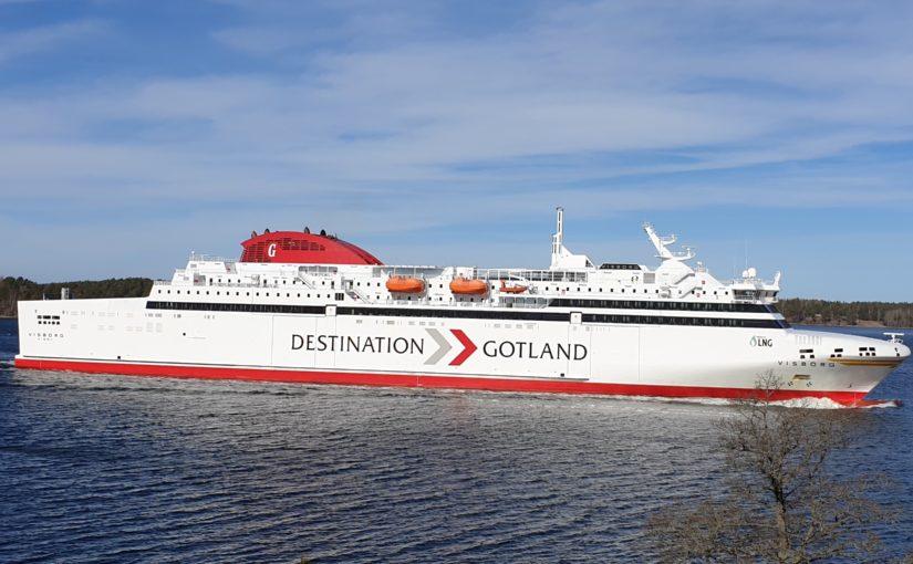 Naturgas ställer om sjöfarten