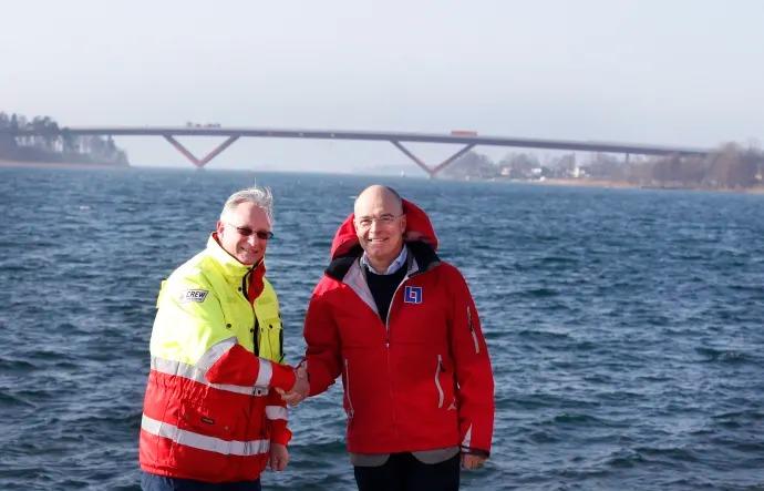 Ny svävare ska rädda liv i Motala och Vadstena