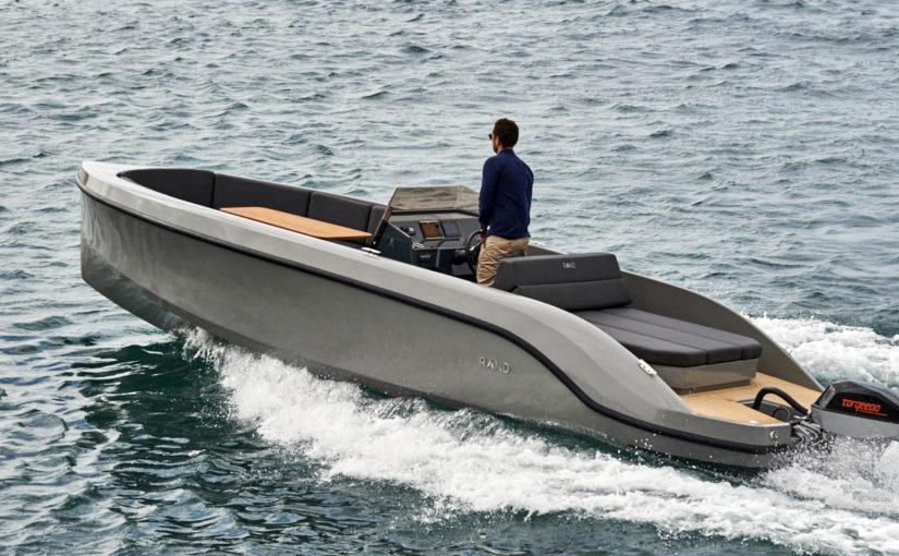 Kraftfullare elbåt från Rand