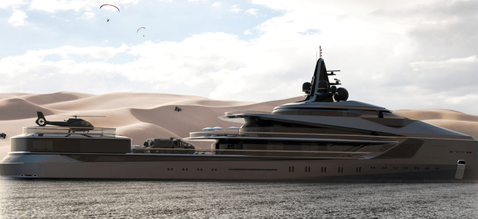 105 superyacht för lyxexpeditioner