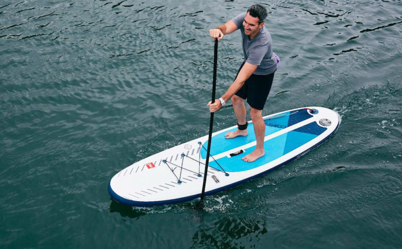 Stand Up Paddleboard i väskformat