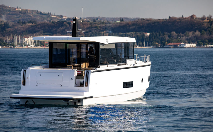 Stockholm Boats hyr ut Seafaring 34