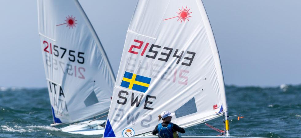 Josefin Olsson femma på EM