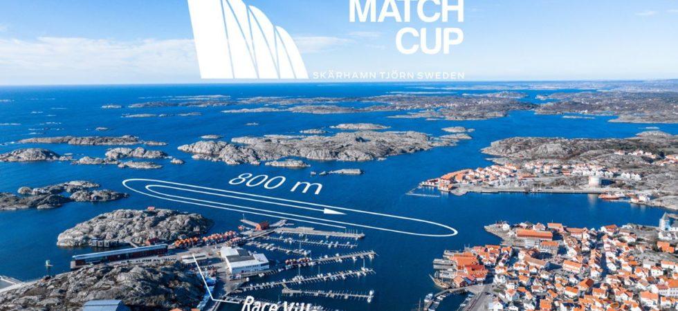 Anna Östling och Ian Williams seglar Midsummer Match Cup