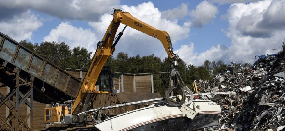 2 Mkr i nytt bidrag för båtskrotning