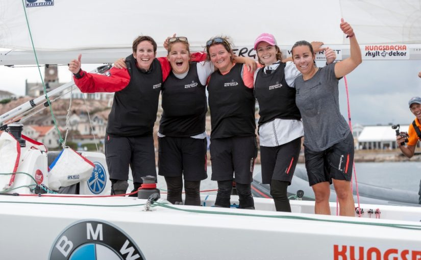 Kval till Lysekil Women's Match i Göteborg