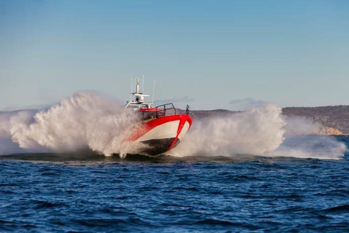 Ny båtklass för Sjöräddningssällskapet
