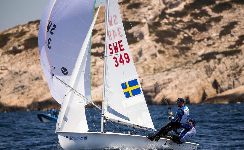 Bra svenskstart i världscupfinal