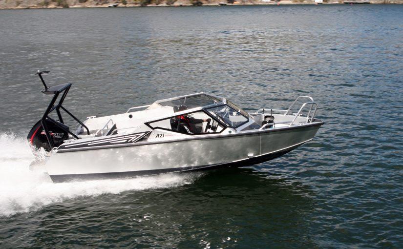 Anytec A21 – Den optimala sportbåten!