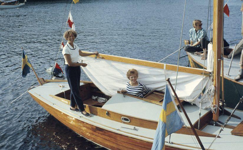 Båtmagasinet på Rindö visar Sjöhistoriskas unika båtsamling