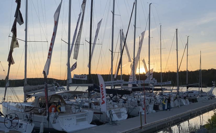 Gustavsbergs gästhamn Kattholmen certifieras med Blå flagg