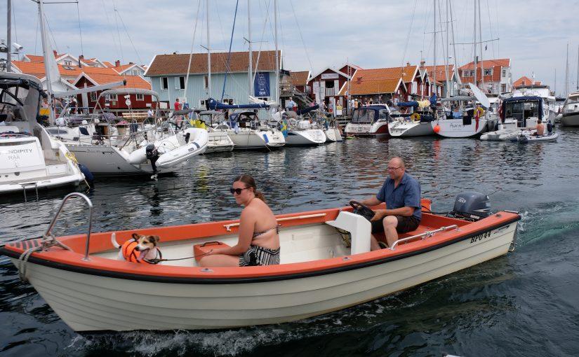 Var fjärde svensk kan tänka sig att dela båt