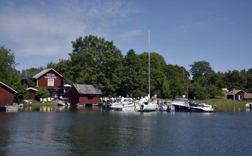Topplista över svenska båtägares favoritvatten