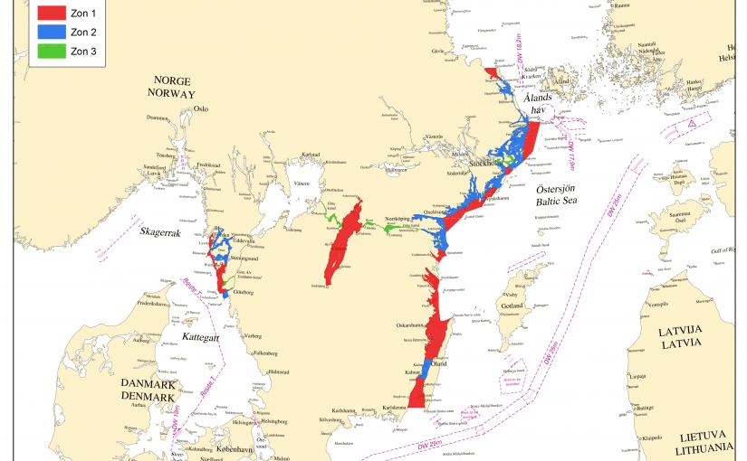 Nya vägar för inlandssjöfarten