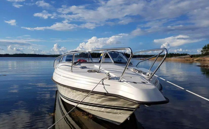 Populäraste båtmodellerna på Blocket i sommar