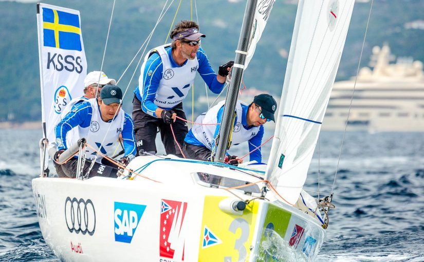 Final i Sailing Champions League