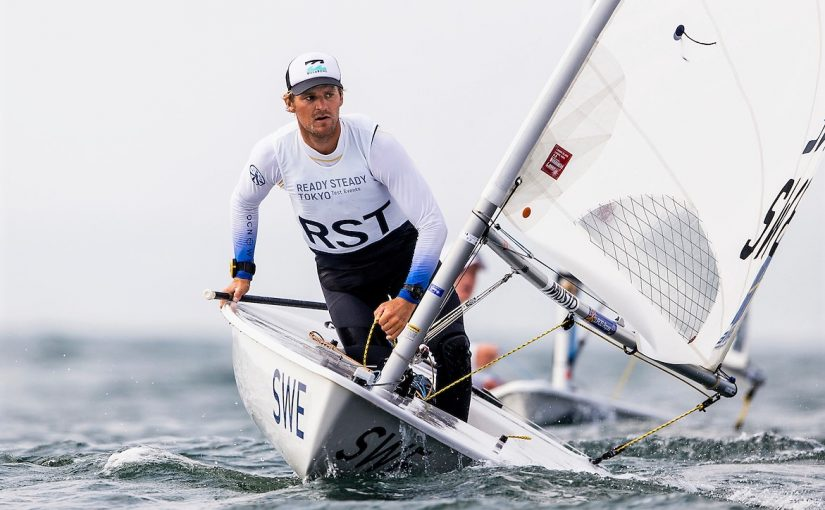 Jesper Stålheim leder för-OS