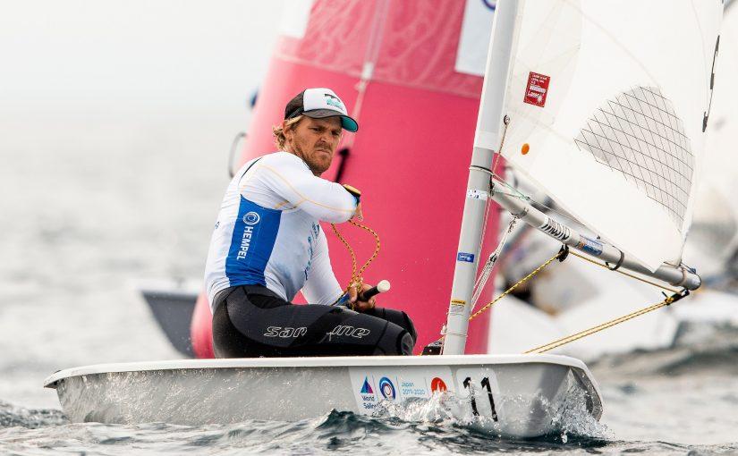 Världscup på OS-vatten