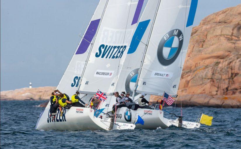 Regerande världsmästarinnan klar för kvartsfinal i Lysekil