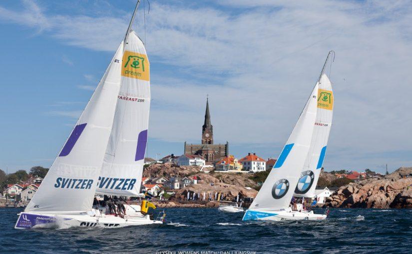VM-fest på havet och folkfest på land i Lysekil