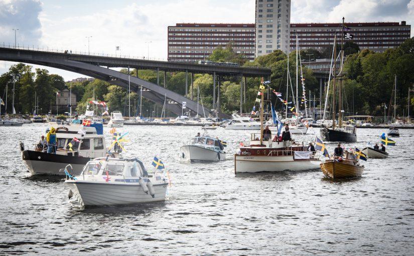 Båtklubbarnas Dag för tionde gången på lördag