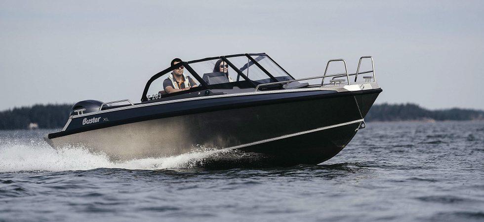 Busters öppna båtar i storleksklassen sex meter förnyas helt