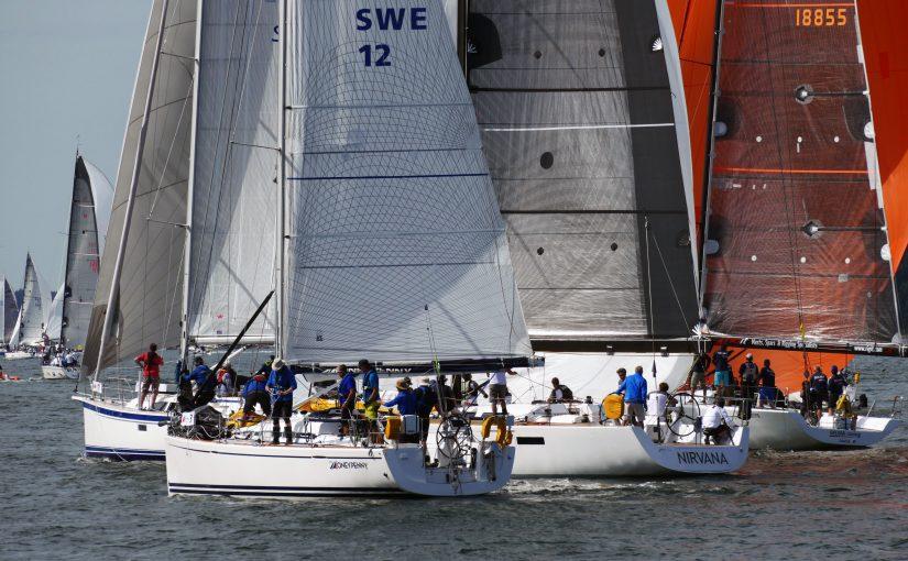 EM i havskappsegling i Oxelösund 11–17 augusti