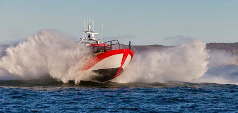 Ny båtklass för SSRS