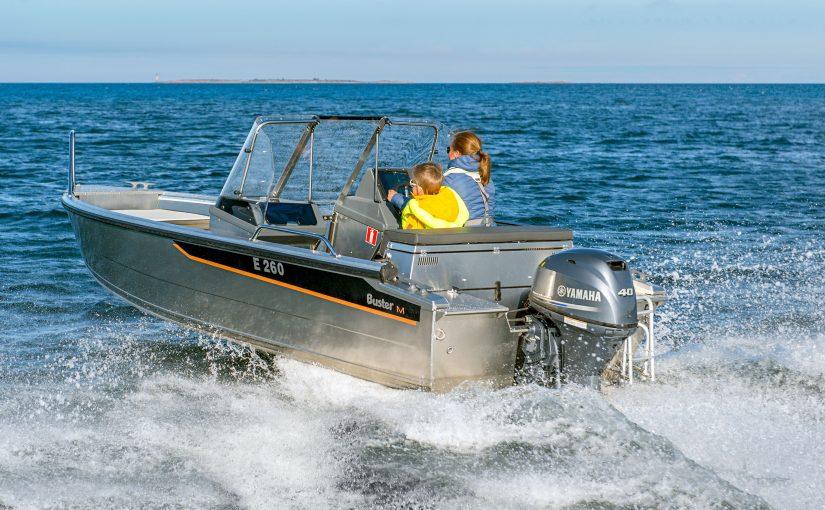 Säkra båten innan stormen eller tjuvarna slår till