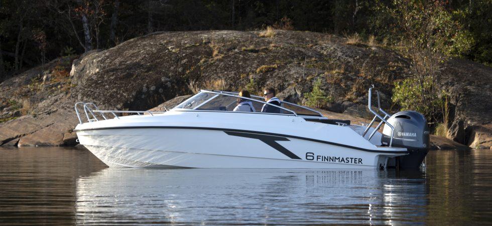 Finnmaster utökar med två modeller på över 6 m